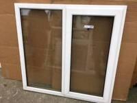 Double Glazed UVPC Window