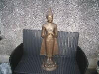 BUDDHA 35 INCHES TALL (89CM) HEAVY BOUGHT FROM TK MAXX