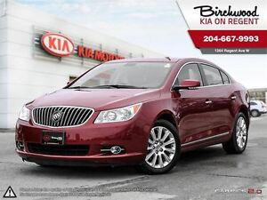 2013 Buick LaCrosse Luxury *MONTH END MARKDOWN PRICING ON NOW!*