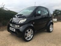 STUNNING 2005 SMART FORTWO BRABUS STYLING. ABSOLUTELY FAULTLESS THROUGHOUT! FULL SERVICE HISTORY!