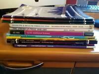 Revision books GCSE