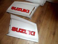 suzuki gsx 1100 ef middle side fairings original