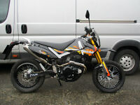 PULSE ADRENALINE 250cc SUPERMOTO