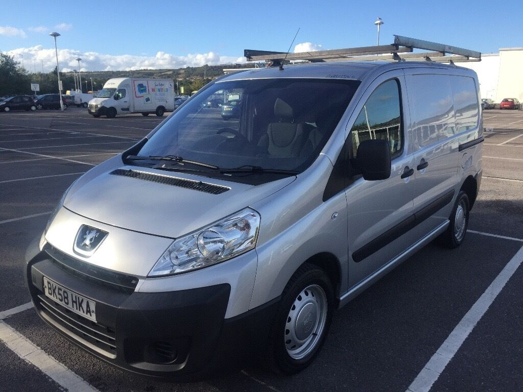 2008 PEUGEOT EXPERT 2.0 HDI PROFESSINAL / NEW MOT / PX WELCOME / NO VAT / WE DELIVER
