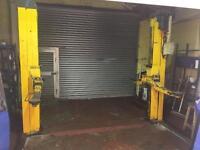 Car ramp garage for sale