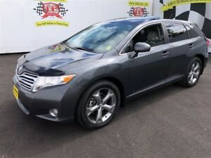 2011 Toyota Venza Automatic, Leather, Sunroof, AWD