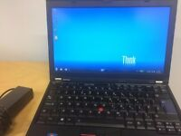Lenovo Thinkpad X200, 4GB RAM, Windows 7 Professional Intel Core i3- used but very good condition!