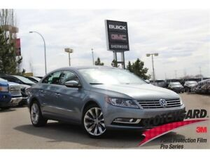 2013 Volkswagen CC 2.0 TSI DSG| Pano Sun| Heat Leath| Push Start