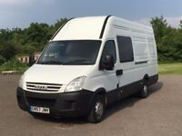 Iveco Daily LWB Racehome Conversion