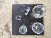 Beautiful Glasses - Wine/Champagne/Water/Shot Glasses