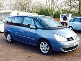 Renault grand Espace with wheel chair access great runner 1249
