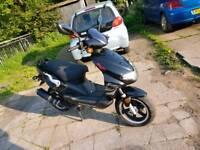Moped lexmoto tornado 125cc