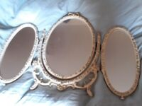 Vintage mirror antique french style