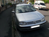 VW Golf Mk4 Tdi 1.9 2002 - New brakepads needed
