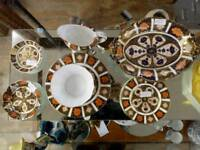 Royal crown derby for sale pottery