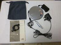 Sony D-NE830 CD Walkman/MP3 Player (Boxed)