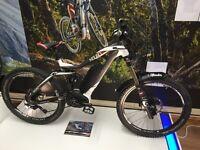Haibike Xduro Nduro RX Electric Mountain Bike (Downhill/Trail/Cross country) + 500wh battery!