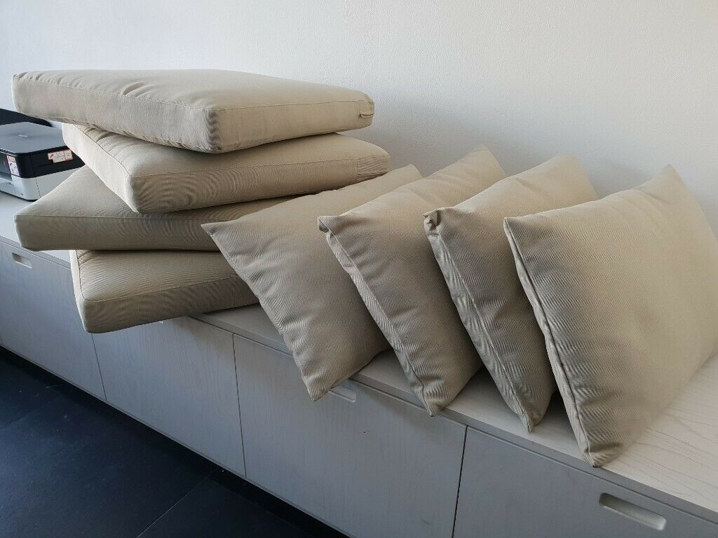 Ikea Outdoor Cushions Pillows Set Of 4 In Camden London
