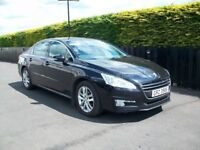 2012 Peugeot 508 ACTIVE HDI *ONLY £30 ROAD TAX*