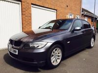 2007 57 BMW 3 Series 318d 2.0 Turbo Diesel Full MOT FSH++NEW CLUTCH&FLYWHEEL++ NOT 1.9 tdi a4 320D