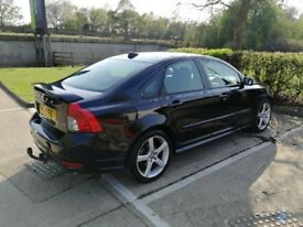 Volvo s40 R design sport SE, 2009, after lift edition.
