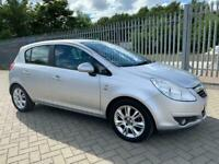 Vauxhall Corsa SE 60Reg ONLY 44000 Miles Immaculate as Fiesta Clio Punto Micra Polo Astra 208