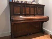 Boyd Ltd London Upright Piano