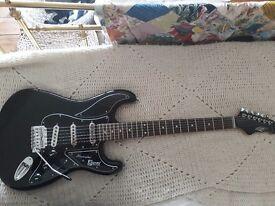 Burns cobra guitar