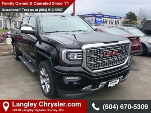 2016 GMC Sierra 1500 Denali *DENALI* *NAVI* *LEATHER*
