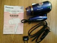 Panasonic Negative ion hair dryer