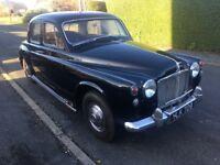 1960 Rover p4 100 Classic Car