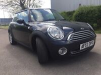 2007 MINI Hatch 1.4 One 3dr Electric Panoramic Sunroof Low Mileage