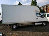 (( NO VAT ))MERCEDES SPRINTER LUTON LWB ,YEAR 2009 , IN GOOD CONDITION IN AND OUT
