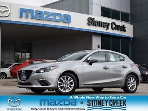 2014 Mazda MAZDA3 SPORT GS AUTO,ACC FREE,1 OWNER,LOW KMS, 160 PN