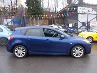 Mazda3 2.2 D Sport 5dr PURELY OUTSTANDING CONDITION 09/59