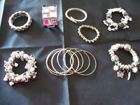 8 Attractive Bangles Various Styles And Colours