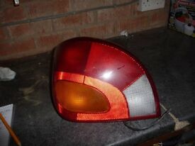 mk 4 fiesta nearside rear light