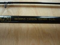 CARBON QUIVER ROD 9 ½ FT / 2.90M. IMMACULATE