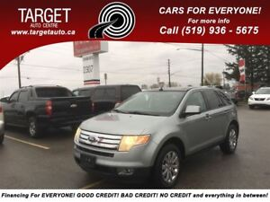 2007 Ford Edge SEL, Fully Loaded; Leather, Roof, Navi and More