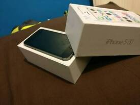 *Apple iPhone 5s 32gb space grey - Vodafone