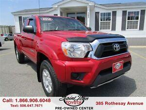 2014 Toyota Tacoma $211.21 BIWEEKLY!!!