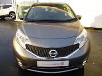 Nissan Note DCI TEKNA (grey) 2014-12-16