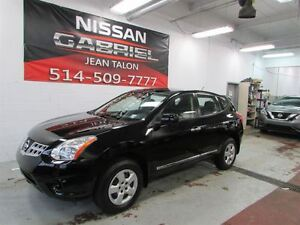 2012 Nissan Rogue S FWD ONE OWNER/NEVER ACCIDENTED/8TIRES