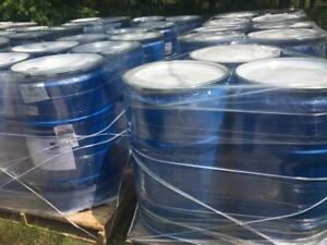 55 Gallons Barrels / Drums of Acrylic Driveway Sealer Asphalt Parking Lot Sealant 8000 Sq ft per drum when Spraying