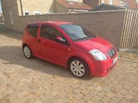 Citroen C2 VTS - Low milage - Drives perfectly