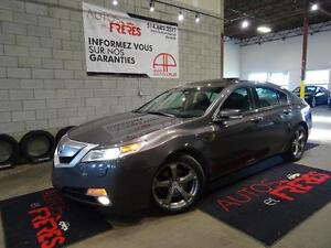 2010 Acura TL SH-AWD [[ TECH GPS + CARPROOF + EXTRA CLEAN! ]]