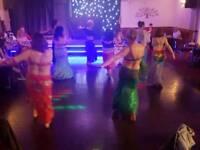 Beginners Belly dance classes