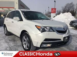 2013 Acura MDX AWD | LEATHER | CLEAN CARPROOF | REAR CAM |