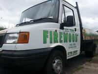 FIREWOOD....HALF LOAD....Watch our loading video.