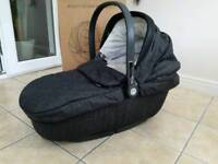 Mamas and Papas Autocruise Car Seat and Carrycot